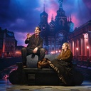 Derek Klena and Christy Altomare.