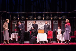 Murder On The Orient Express HSC 2-18 179