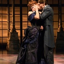 Sierra Boggess and Andrew Veenstra