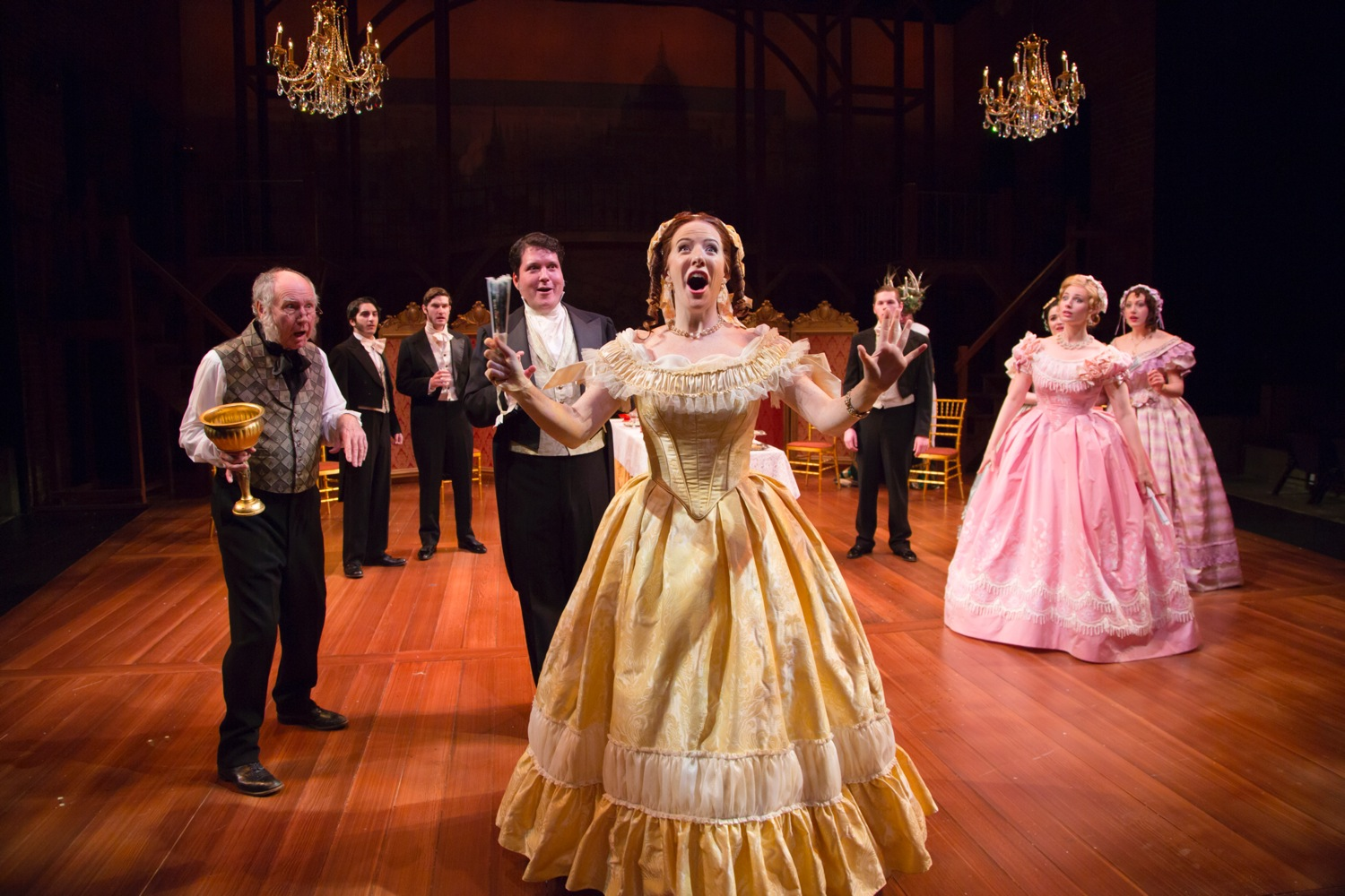 A Christmas Carol by Charles Dickens | Hartford Stage