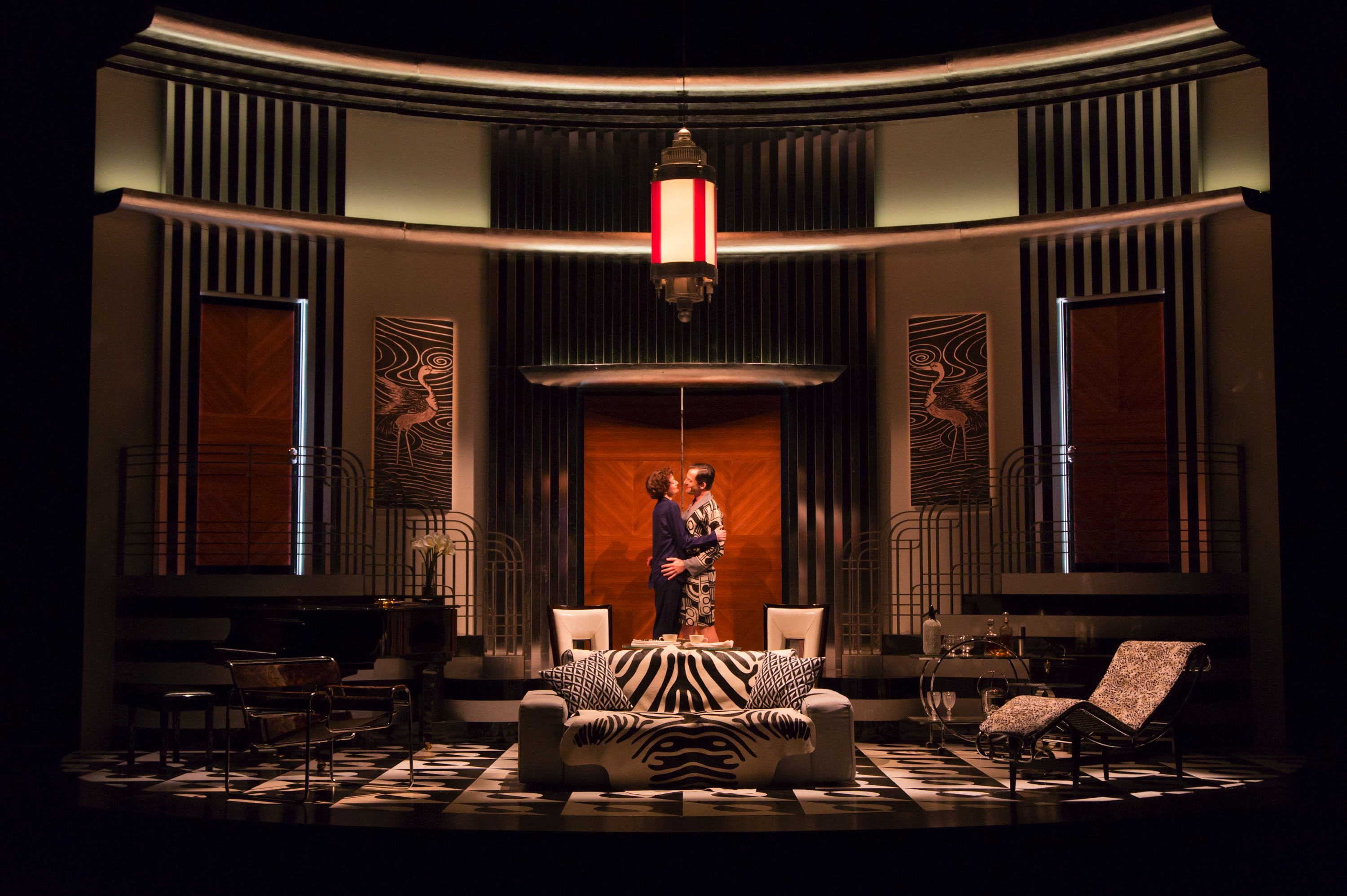 Private Lives At Hartford Stage