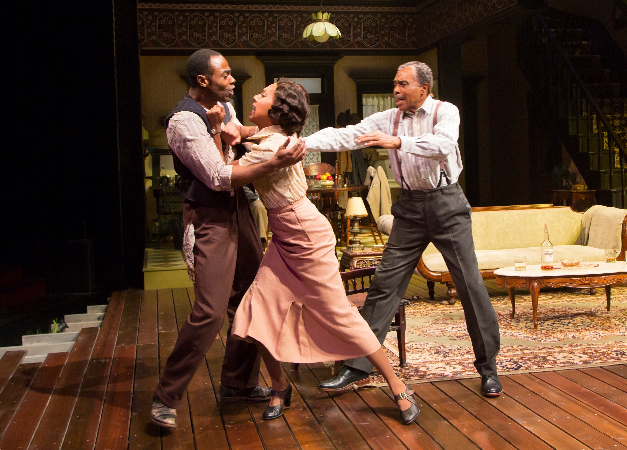 an analysis of the piano lesson by august wilson August wilson's piano lesson is a pulitzer prize-winning play about a family heirloom, family secrets and the lengths we go to both keep and hide those things.